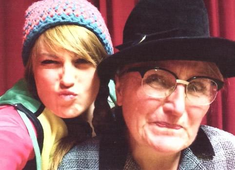 Lucie Lauthals und Frau Gogik