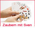 Zaubern mit Sven in der Stadtbücherei