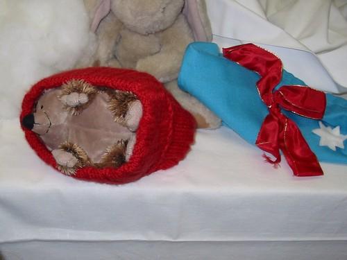 eine rote mütze für den igel