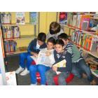 Besuch Main-Limes-Realschule, Klasse 5 d / Frau Reif