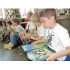 Besuch Kindergarten Abenteuerhaus