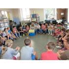 Besuch Johannes-Obernburger Grundschule