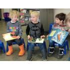 Besuch Kindergarten Altstadt