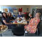 Frühstück mit dem Lesekompass-Team