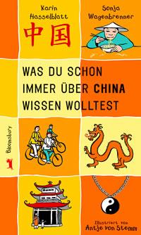 Buch - Was Du schon immer über China wissen wolltest